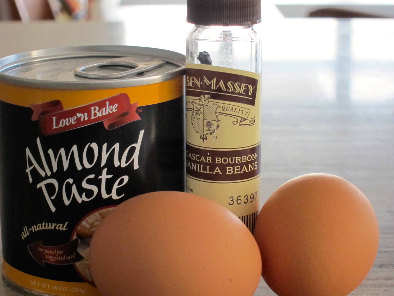 Vanilla Almond Orange Cloud Cookies – Adapted from Joy the Baker