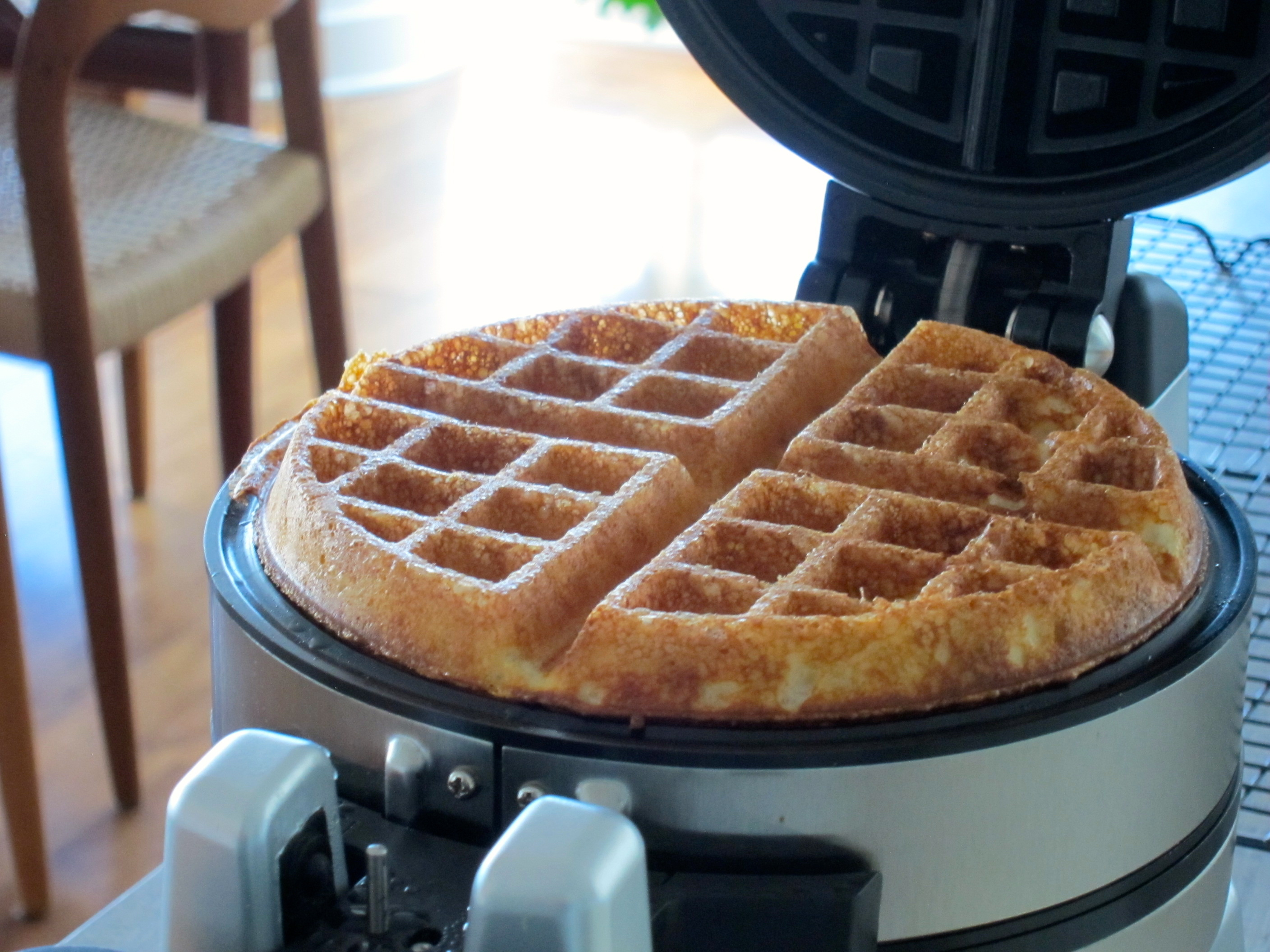 Marion Cunningham's Raised Waffles | Better with Lemon