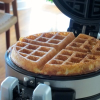 Marion Cunningham's Raised Waffles