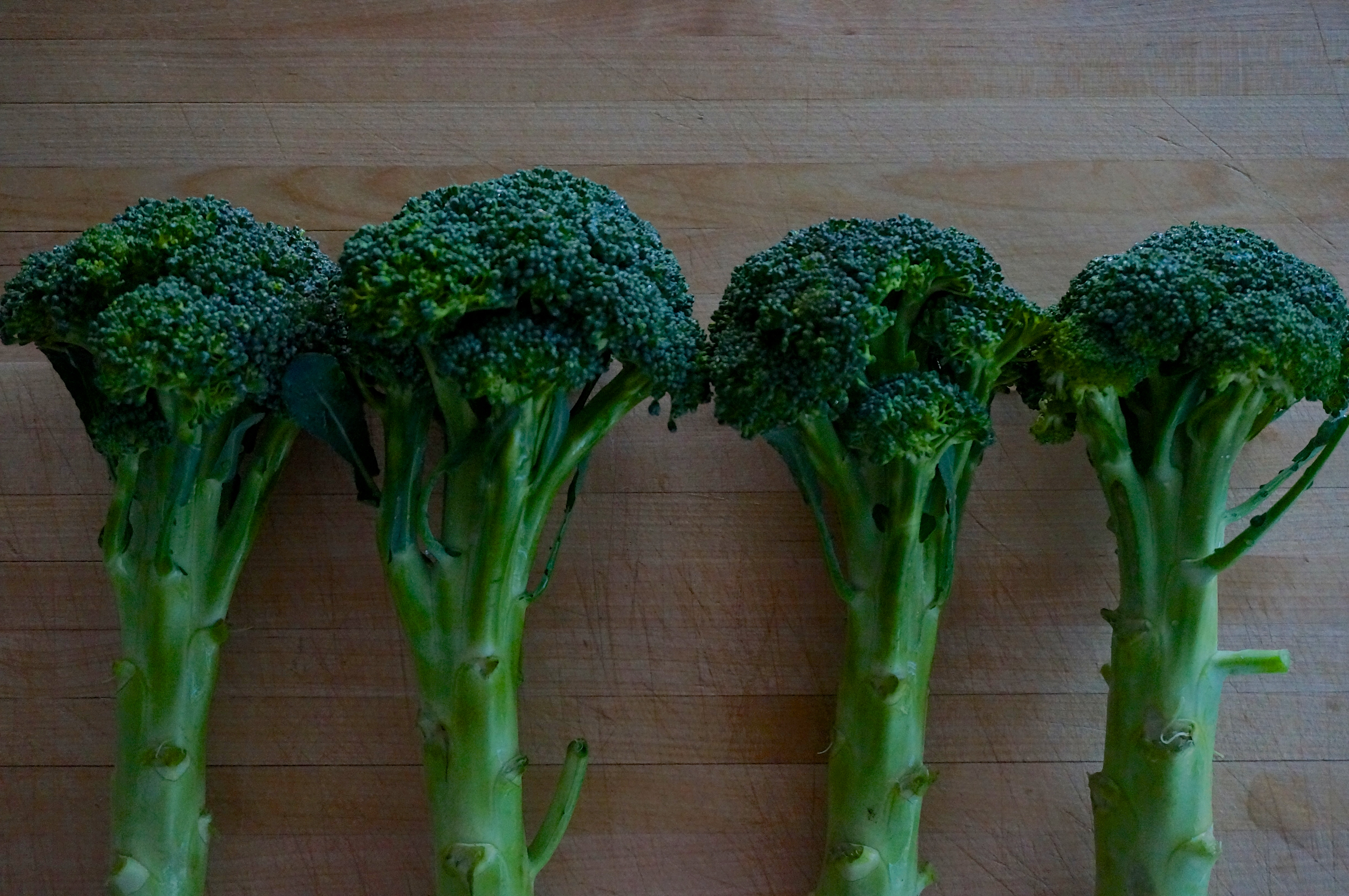 Broccoli Rabe Better With Lemon