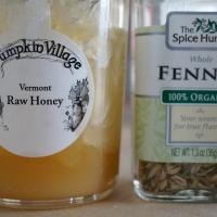 Honey and Fennel Granola